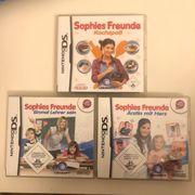 Set Nintendo DS Spiele Sophies