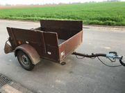Anhänger 550 kg stabile Ausführung