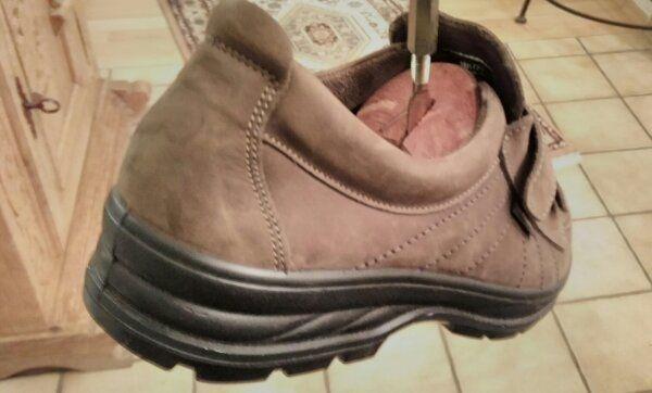 Leder Schuhe Größe 46 Neu