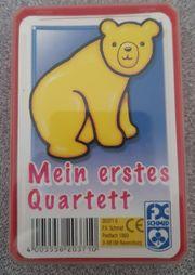 mein erstes Quartett