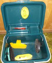 Pferdeputzbox mit Grundausstattung