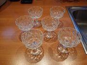 Gläser Champagner-gläser 6 Stück