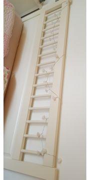Ikea Hemnes Bett weiß 140