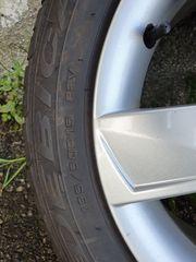 sommer räder für Mazda2 od
