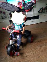Kinderfahrrad-Dreirad