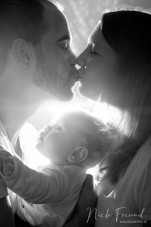 Familien Fotoshooting inklusive alle Fotos