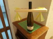 dekorativer Weinglashalter