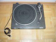 Plattenspieler Technics SL-D2 Halbautomat Direktantrieb
