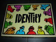 Identity Spiel ungespielt