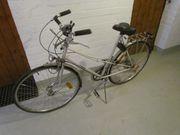 Alu-Damen Fahrrad