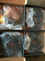 Porsche Ceramic Composite Bremsscheiben PCCB