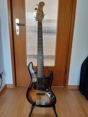 Sadowsky Bass Metro RV-5