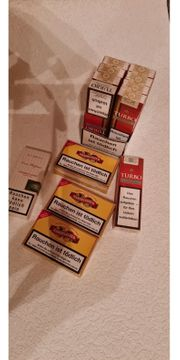 zigarren diverse 13 Päckchen