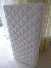 Neuwertige Matratze 70 x 140