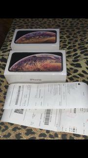 iPhone XS MAX 256GB OVP