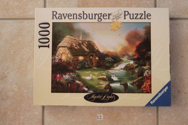 Puzzle 280-1500 Teilig 9 St