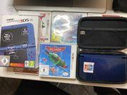 Nintendo 3DS XL und 7