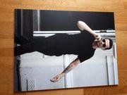je Wandbild Dave Gahan Portrait
