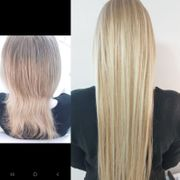 Haarverlängerung Haarverdichtung Extension