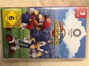 Mario und Sonic bei den
