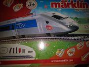 Märklin My World Eisenbahn TGV