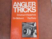Angler Tricks Buch aus 1976