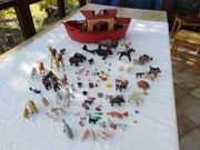 Playmobil Arche Noah mit Tieren