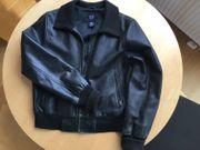 GAP Lederjacke für Damen Größe