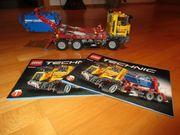 Lego-Technik Muldenkipper