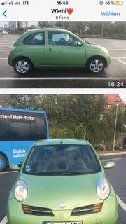 Nissan Micra 1 2 Benziner