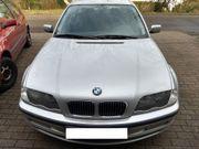 BMW 320 i Touring zum