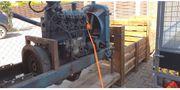 Hanomag Motor D 28