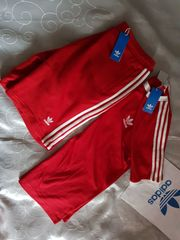 Adidas Superstar Shirt SST Anzug