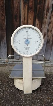 Waage Bizerba Doppelanzeige 20 kg