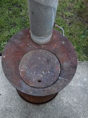 Kanonen - Ofen Eisenofen