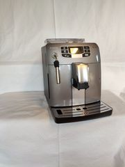 Kaffeevollautomat Saeco Intelia silber - HD8751