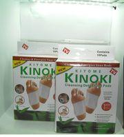 50 Kinoki Fusspflaster Detox Entgiftungpflaster