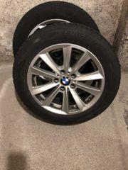 BMW Winterräder Bridgestone Run Flat