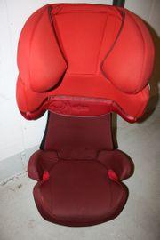 Cybex Kindersitz Solution X-fix Farbe