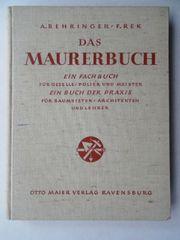 Das Maurerbuch Ein Fachbuch für