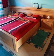 Bett Doppelbett 2m x 2m