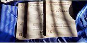 Französchiche Übersetzungen von Paul Hersent