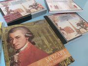 7 Mozart CDs