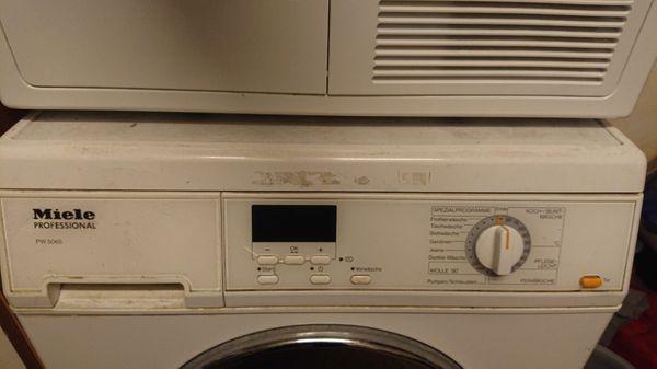 Miele Waschmaschine Professional PW 5065