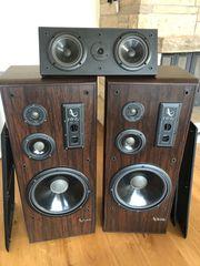 INFINITY Lautsprecherset 2x SM122 und
