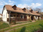 Ungarn Haus südlich des Balatons