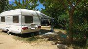 Wohnwagen LMC Caravan 490 K
