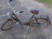 Altes Fahrrad Göricke Werke Bielefeld