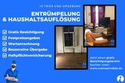 Entrümpelung Haushaltsauflösung in Trier und