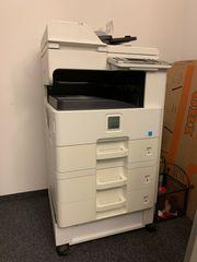 Kopierer Drucker Scanner schwarz weiss